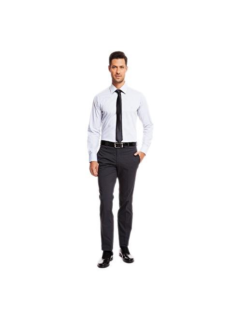 Pierre Cardin Klasik Pantolon Füme
